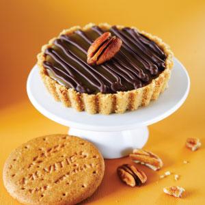 caramel-and-pecan-tart