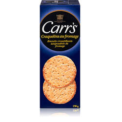 Carrs Cheese Melts