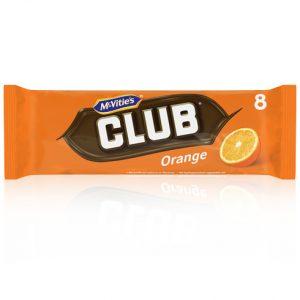 Mcvities Orange Flavor
