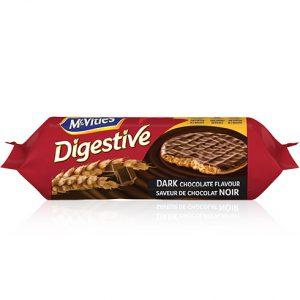 Mcvities Dark Chocolate Flavor