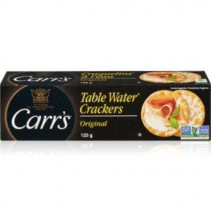 Carrs Table Water Crackers Original